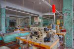 Underwear and lingerie textile factory