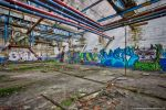 old textile factory / Usine TA