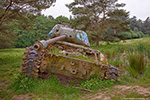 Abandoned Tanks / 7537163 - M47 Patton
